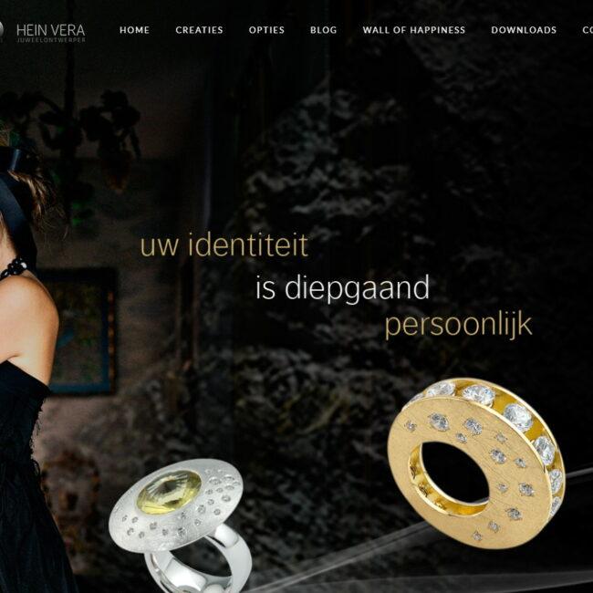 Keysoft-Solutions - Project Commerciele Website Juwelier