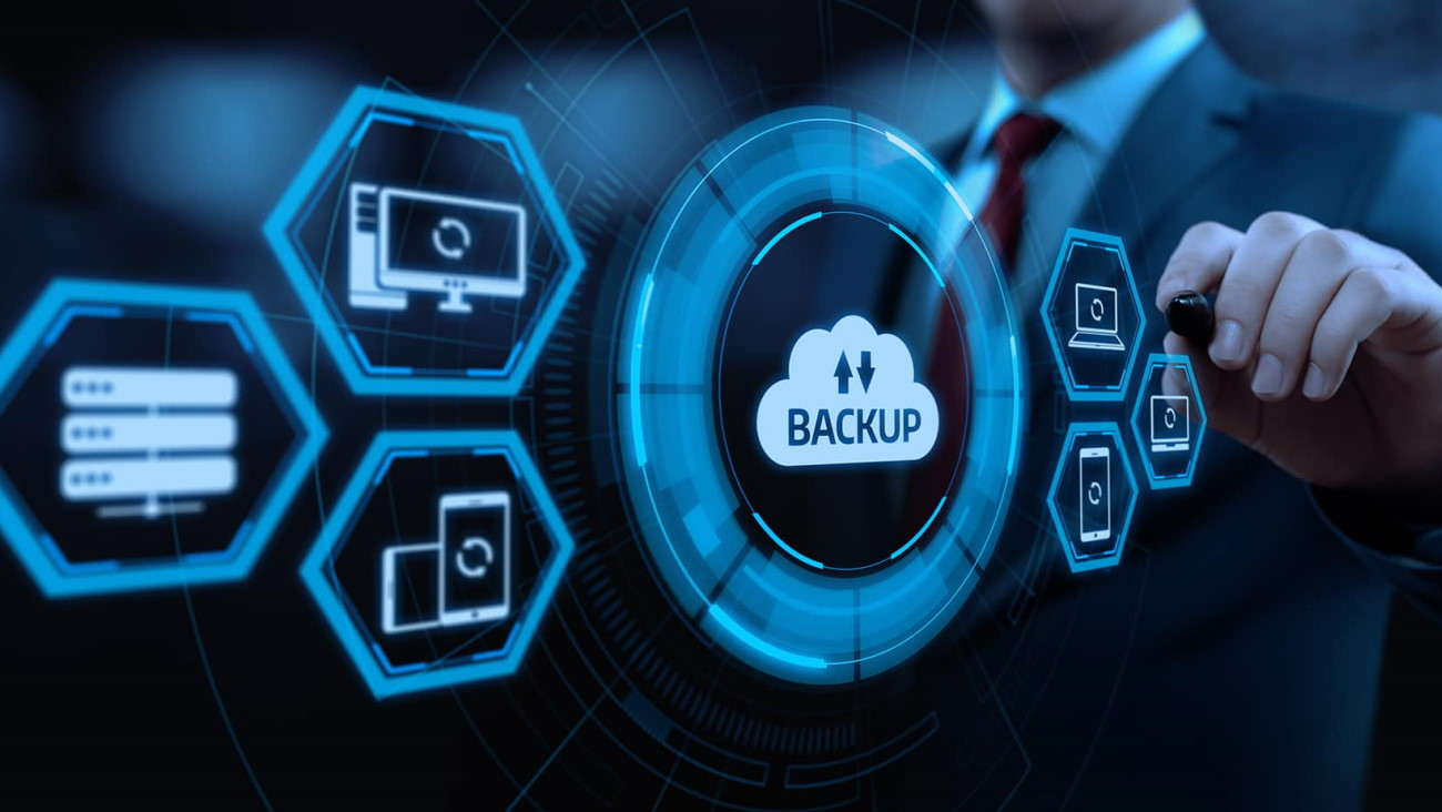 Keysoft-Solutions - Het belang van een goede back-up strategie