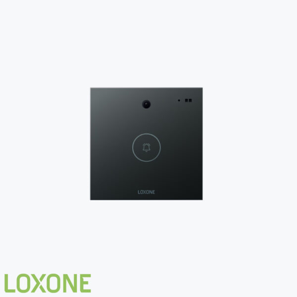 Product: 100485 - Loxone Intercom Antraciet. Verkocht door Keysoft-Solutions - Hoofdafbeelding