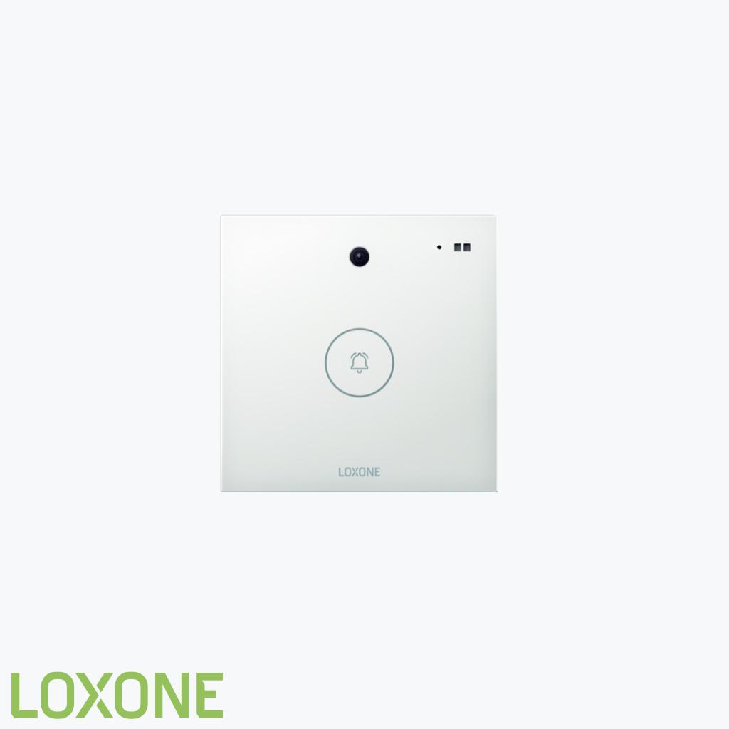 Product: 100484 - Loxone Intercom Wit. Verkocht door Keysoft-Solutions - Hoofdafbeelding