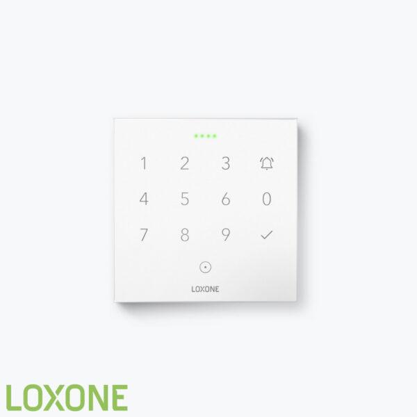 Product: 100300 - Loxone NFC Code Touch Tree Wit GEN1. Verkocht door Keysoft-Solutions - Hoofdafbeelding