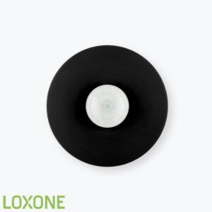 Product: 100421 - Loxone Aanwezigheidsmelder AIR Antraciet. Verkocht door Keysoft-Solutions - Hoofdafbeelding