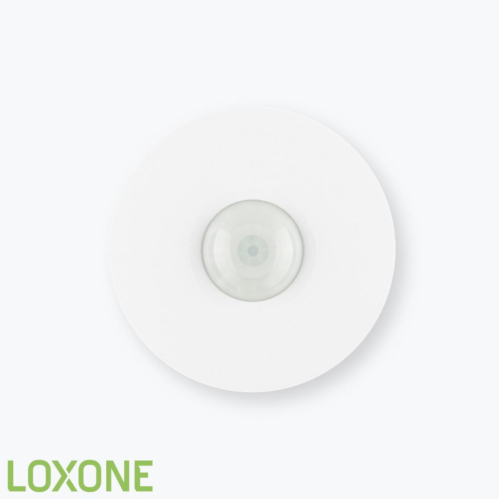 Product: 100420 - Loxone Aanwezigheidsmelder AIR Wit. Verkocht door Keysoft-Solutions - Hoofdafbeelding