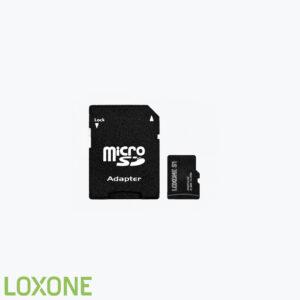 Product: 100434 - Loxone SD-Kaart met firmware voor Audioserver. Verkocht door Keysoft-Solutions - Hoofdafbeelding