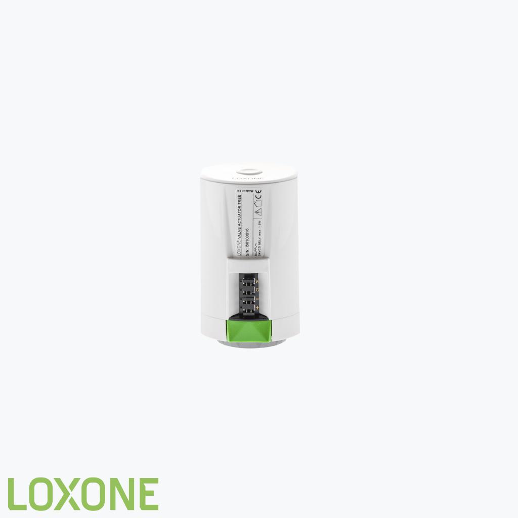 Product: 100225 - Loxone Stelventiel Tree. Verkocht door Keysoft-Solutions - Hoofdafbeelding
