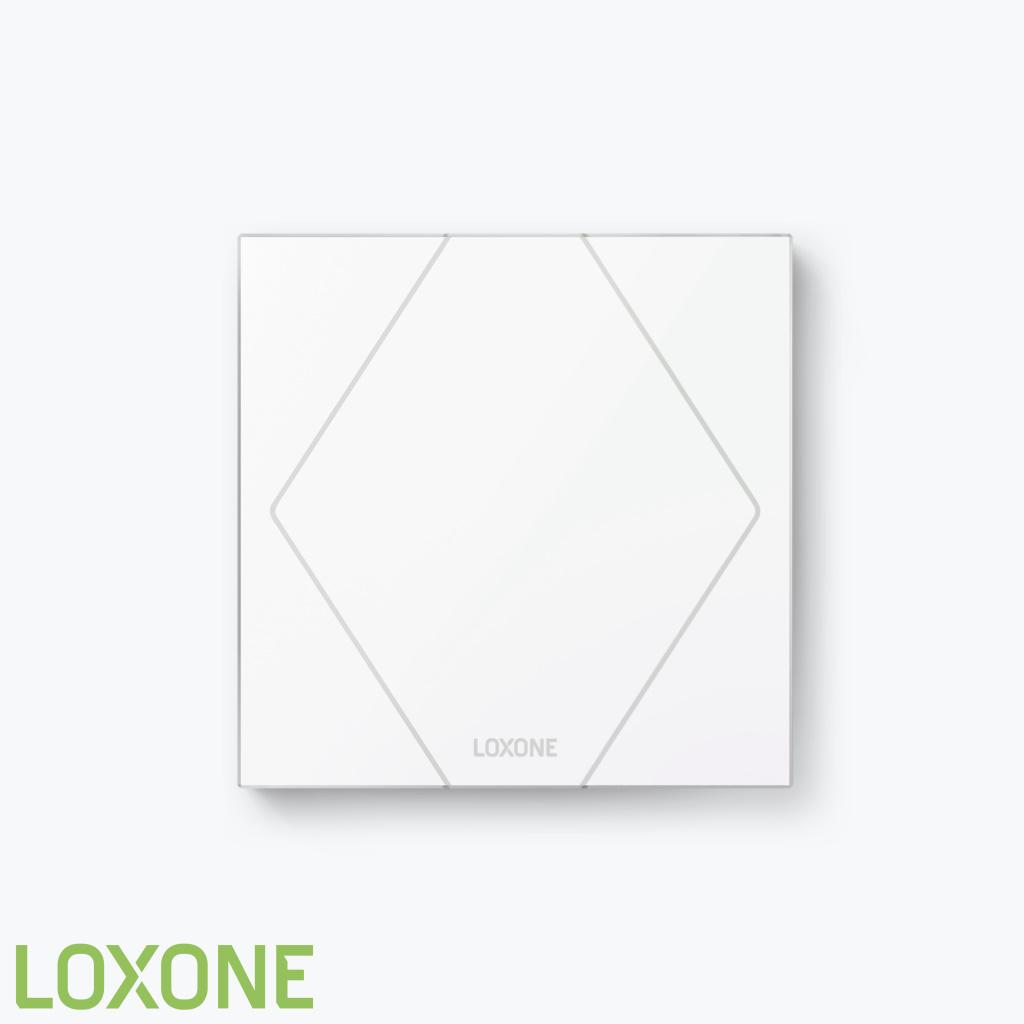 Product: 100461 - Loxone Touch Pure Tree Wit GEN 2. Verkocht door Keysoft-Solutions - Hoofdafbeelding