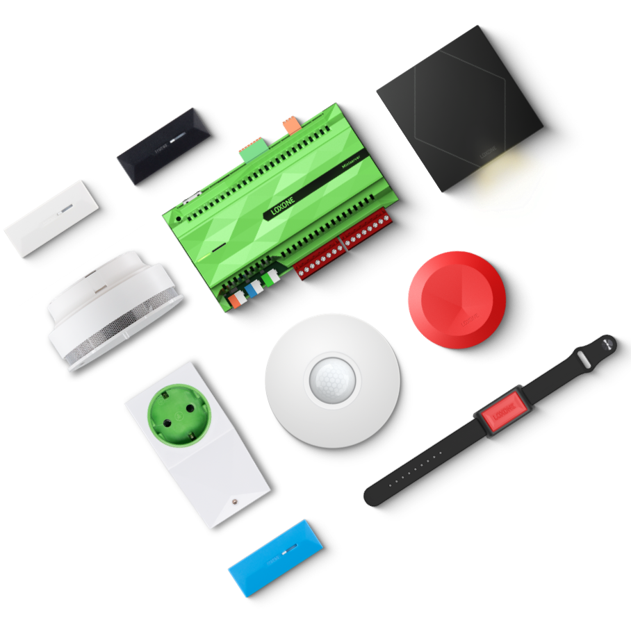 Keysoft-Solutions - Loxone - Smart Home - Products