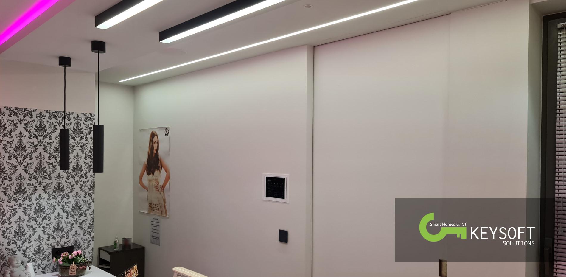 Keysoft-Solutions Smart Home Project - Hair & Beauty Lounge - Hoofdafbeelding