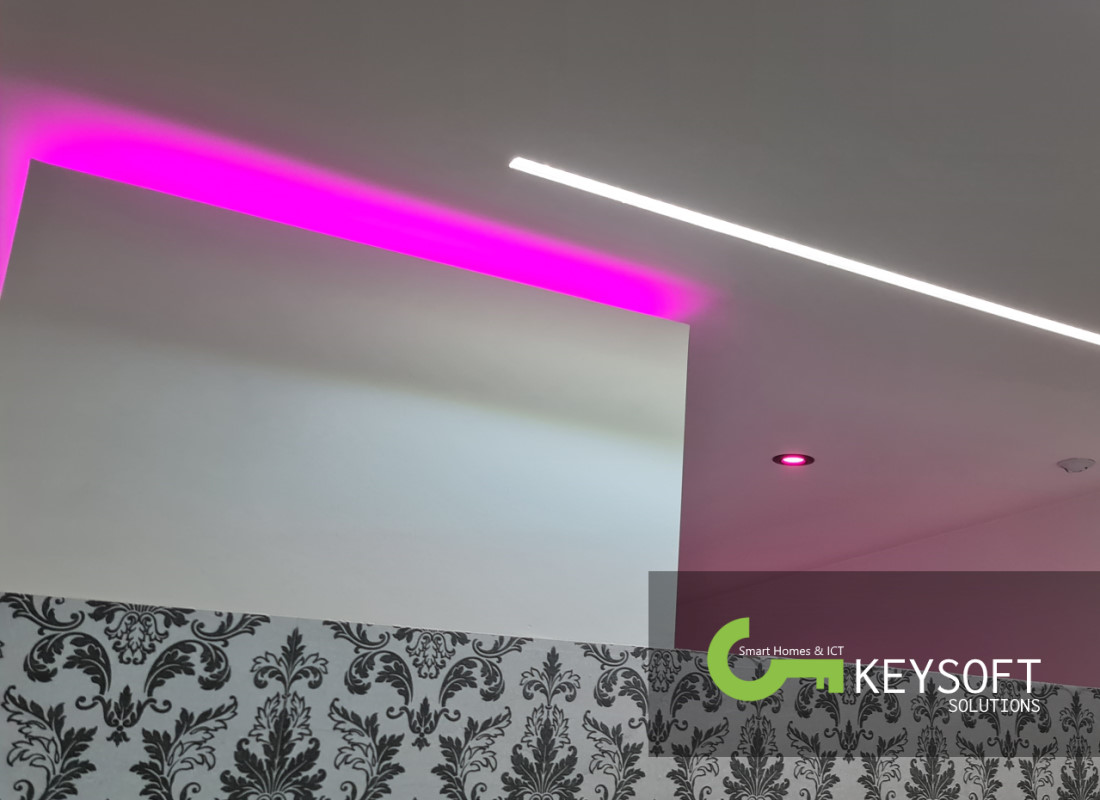 Keysoft-Solutions Smart Home Project - Hair & Beauty Lounge - Afbeelding 5