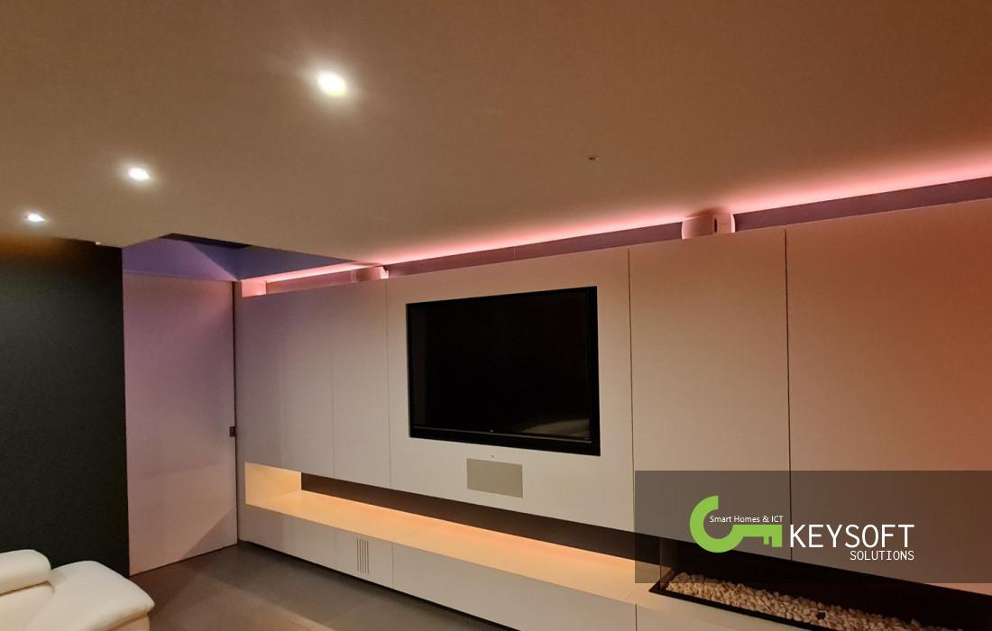 Project Woning Geluwe - Loxone Smart Home - Algemeen - Foto 12