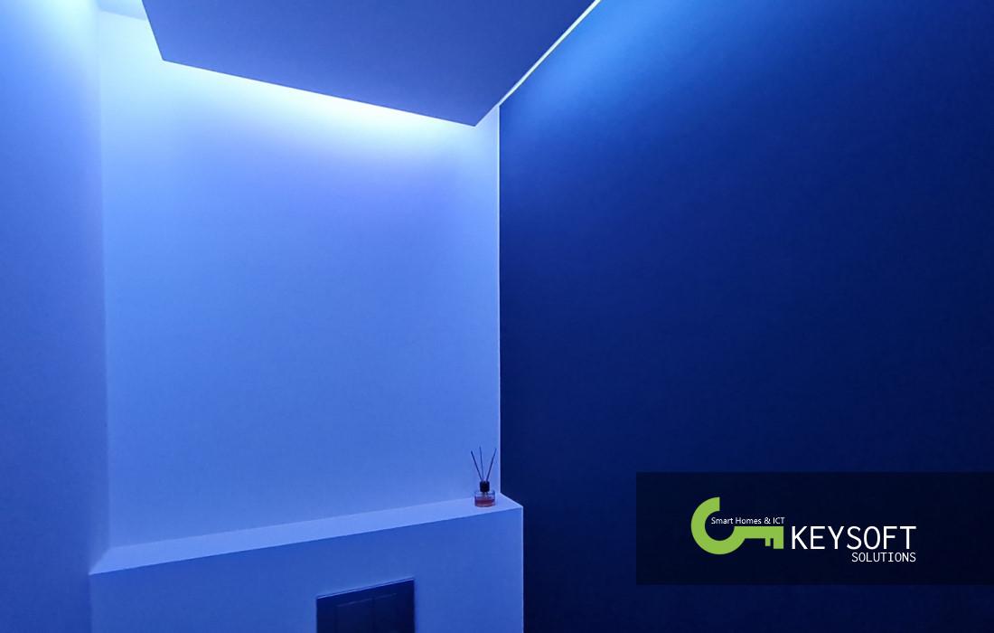 Project Woning Geluwe - Loxone Smart Home - Algemeen - Foto 8