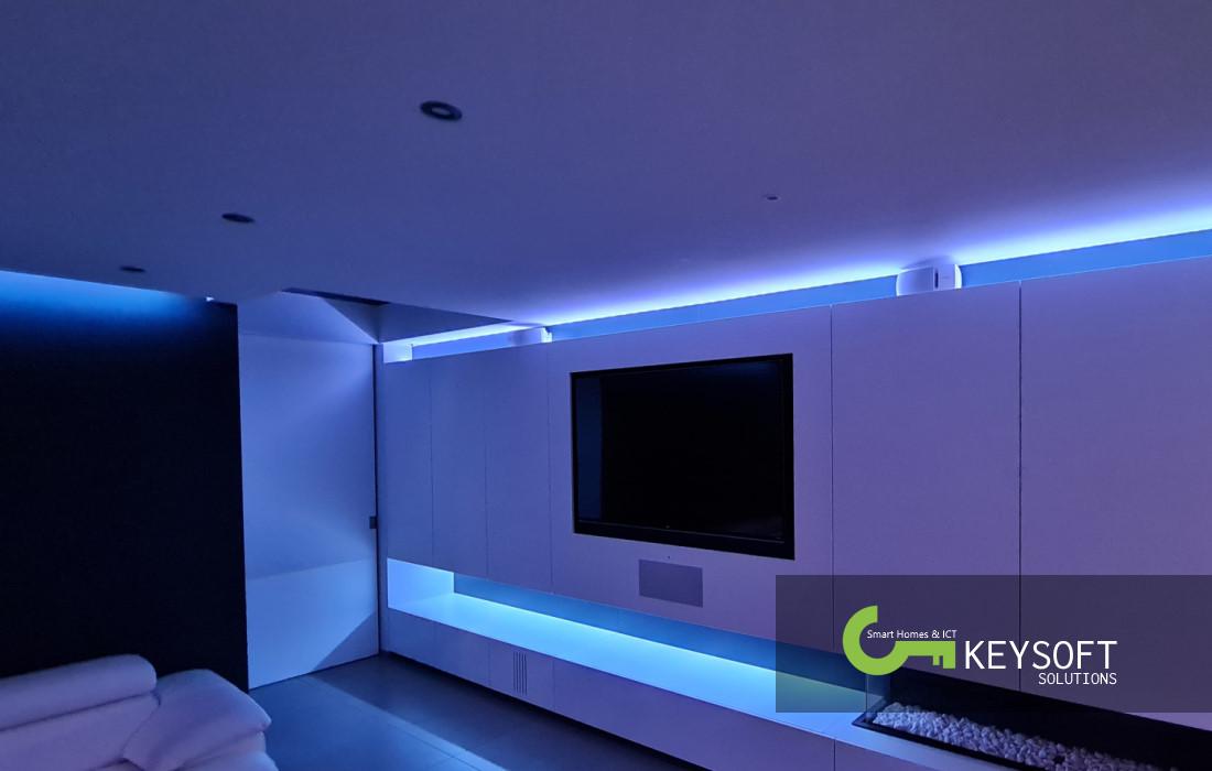 Project Woning Geluwe - Loxone Smart Home - Algemeen - Foto 10