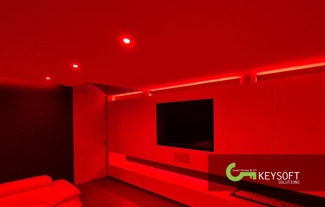 Project Woning Geluwe - Loxone Smart Home - Algemeen - Foto 11