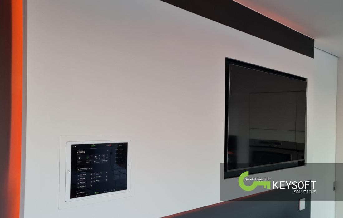 Project Woning Geluwe - Loxone Smart Home - Algemeen - Foto 1