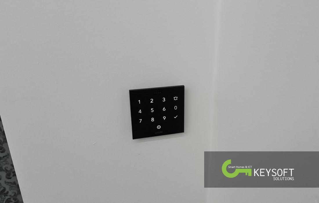 Project Woning Geluwe - Loxone Smart Home - Algemeen - Foto 3