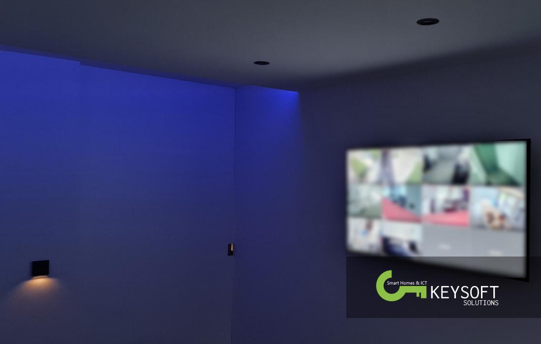 Project Woning Geluwe - Loxone Smart Home - Visualisatie - Foto 1