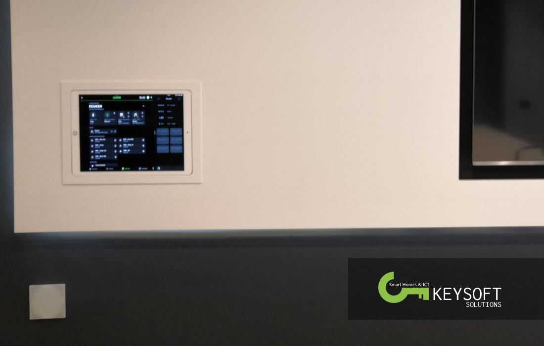 Project Woning Geluwe - Loxone Smart Home - Visualisatie - Foto 5