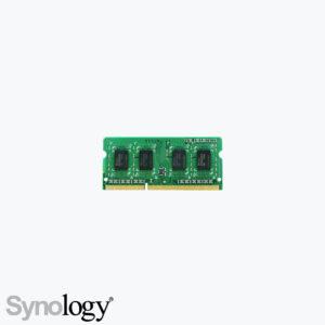 Product: D3NS1866L-4G - Synology 4GB DDR3L SODIMM 1866 MHz (1x4GB) . Verkocht door Keysoft-Solutions - Hoofdafbeelding