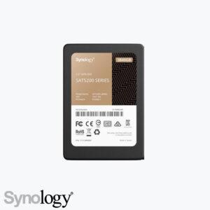 Product: SAT5200-3840G - Synology SAT5200 3840 GB SSD. Verkocht door Keysoft-Solutions - Hoofdafbeelding