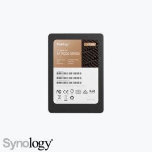 Product: SAT5200-480G - Synology SAT5200 480GB SSD. Verkocht door Keysoft-Solutions - Hoofdafbeelding