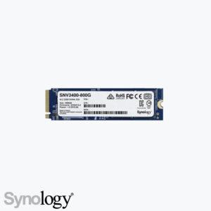 Product: SNV3400-800G - Synology SNV3400 800 GB SSD. Verkocht door Keysoft-Solutions - Hoofdafbeelding