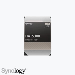 Product: HAT5300-16T - Synology HAT5300 16TB HD. Verkocht door Keysoft-Solutions - Hoofdafbeelding