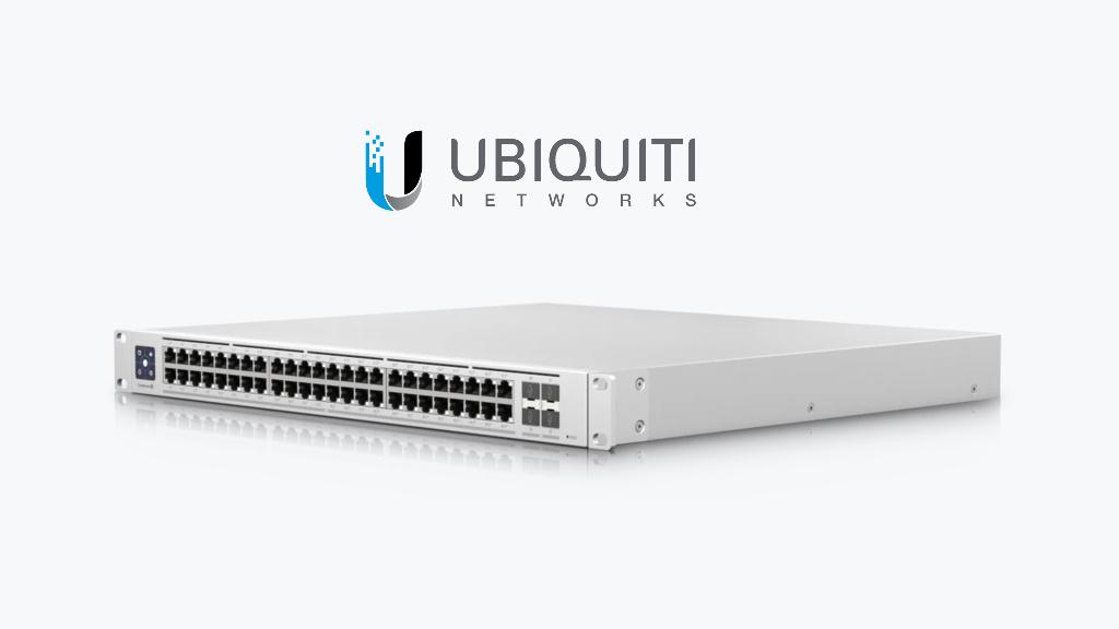Ubiquiti Product Lancering: UniFi Switch Enterprise 48 POE - Keysoft-Solutions