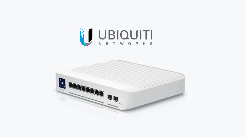 Ubiquiti Product Lancering: UniFi Switch Enterprise 8 POE - Keysoft-Solutions