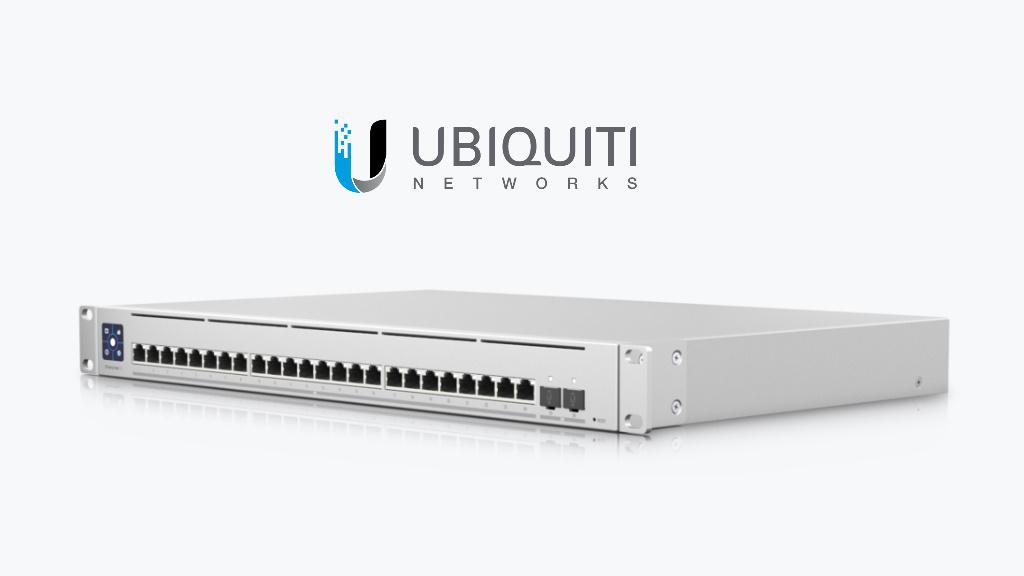Ubiquiti Product Lancering: UniFi Switch Enterprise XG 24 - Keysoft-Solutions