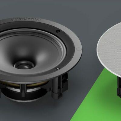 Nieuws Loxone Quadral In-Ceiling 7 Speakers - Binnekort beschikbaar bij Keysoft-Solutions